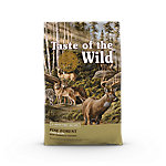 Taste of the Wild Pine Forest Canine Formula with Venison & Legumes Dog Food, 5 lb. Bag