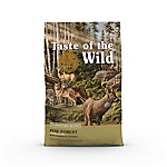 Taste of the Wild Pine Forest Canine Formula with Venison & Legumes Dog Food, 28 lb. Bag