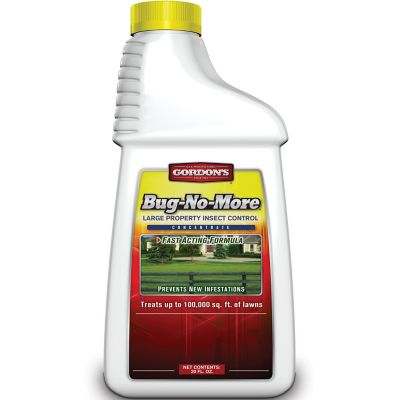 Gordon's Bug-No-More Large Property Insect Control Concentrate; 20 oz.