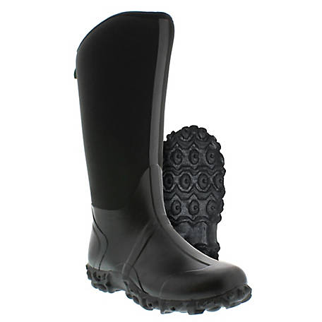 939458dff8183 Itasca Sloped Neoprene Tall Rubber Boot at Tractor Supply Co.