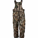 Berne Men's Waterproof Breathable Realtree Xtra Camouflage Arctic Insulated Bib Overall