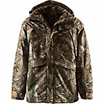 Berne Men's Waterproof Breathable Realtree Xtra Camouflage Arctic Insulated Hooded Coat
