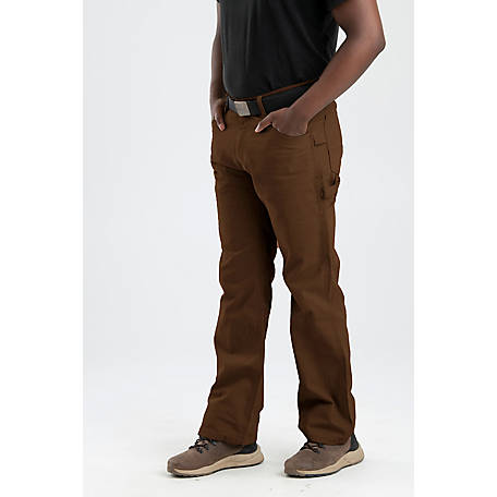 Berne Washed Duck Carpenter Pant