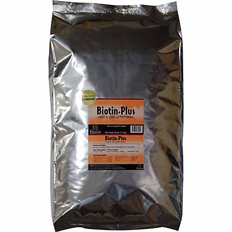 Paragon Performance Products Biotin Plus, 20 lb./240 dose