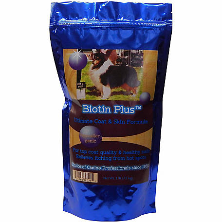 Equilife Products Biotin Plus K-9, 1 lb.