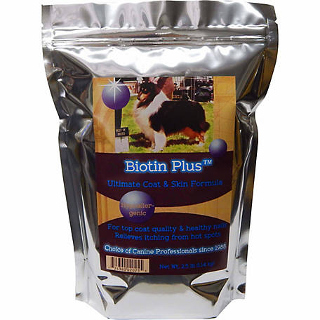 Equilife Products Biotin Plus K-9, 2.5 lb./ 30 dose