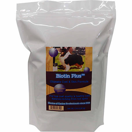 Equilife Products Biotin Plus K-9, 5 lb./ 120 dose