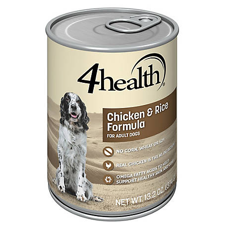 4health Original Chicken & Rice Formula Dog Food, 13.2 oz.