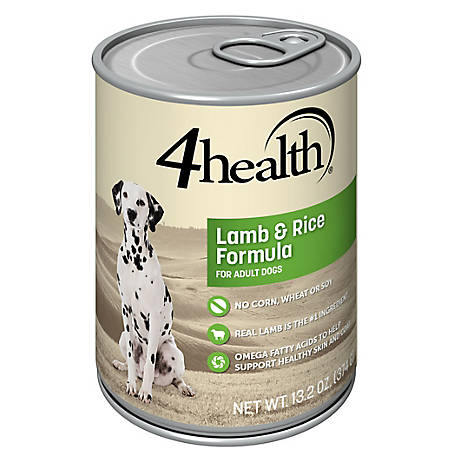 4health Original Lamb & Rice Formula Dog Food, 13.2 oz.
