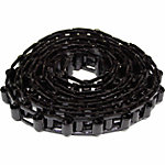 Allied Detachable Steel Chain, No. 32, 10 ft.