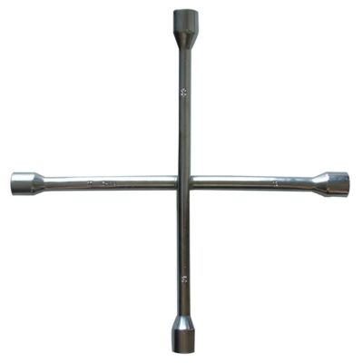 Buy Traveller Lug Wrench; 14 in.; Chrome; Metric Online