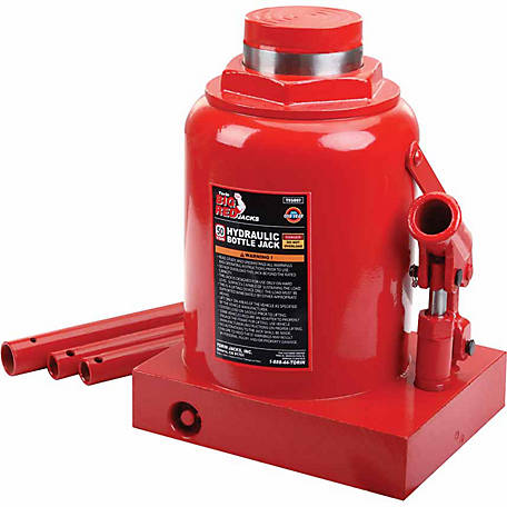 Big Red 50 Ton Bottle Jack