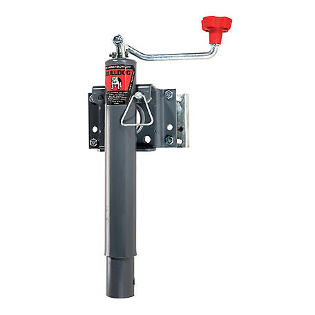 Bulldog Bolt-On Swivel Trailer Jack, 151443TS