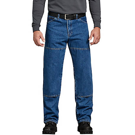 Dickies Men's Relaxed Fit Workhorse Denim Jean