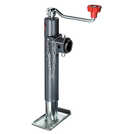 Bulldog Trailer Jack Tube Mount, 2,000 lb.