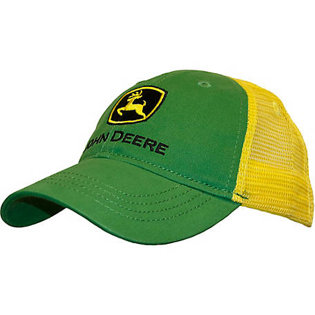 John Deere Toddler Boy s Trademark Trucker Hat at Tractor Supply Co. 5ea4b31b9f8