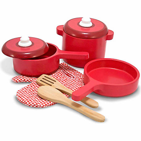 Melissa & Doug Kitchen Accessory Set at Tractor Supply Co.