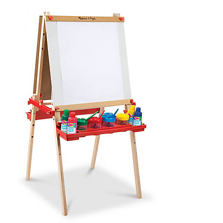 Melissa & Doug Deluxe Easel/Magnetic Boards