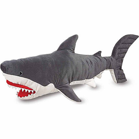 Melissa & Doug Shark Plush