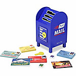 Melissa & Doug Stamp and Sort Mailbox Activity Set
