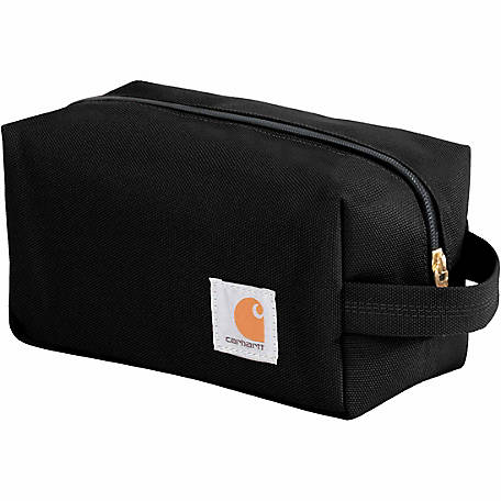 Carhartt Legacy Travel Kit, Black