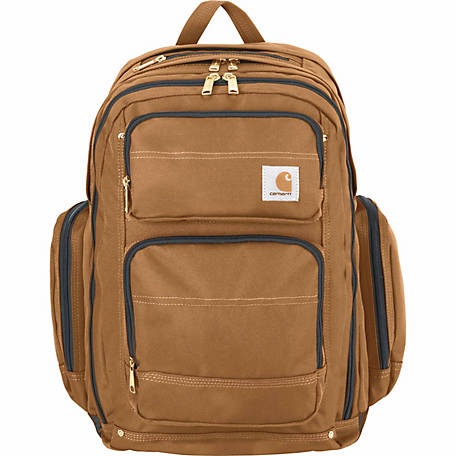 Carhartt Legacy Deluxe Work Pack, Carhartt Brown