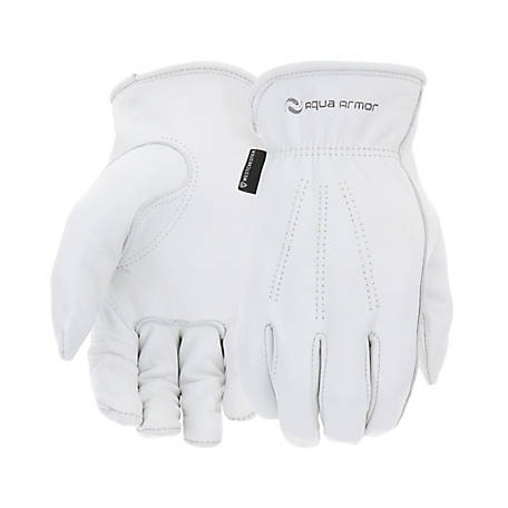 West Chester Protective Gear Women's Water Resistant Goatskin Leather Driver