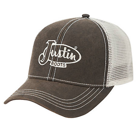 9dfd616f8bf Justin Boots Cap at Tractor Supply Co.