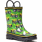 Western Chief Little Boy's Tractor Ride Rain Boot