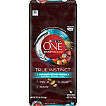 Purina ONE SmartBlend True Instinct with Real Salmon & Tuna Adult Premium Dog Food, 27.5 lb. Bag