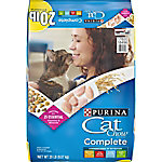 Purina Cat Chow Complete Cat Food, 22 lb. Bag