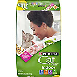 Purina Cat Chow Indoor Cat Food, 20 lb. Bag
