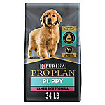 Purina Pro Plan Focus Puppy Lamb & Rice Formula Dog Food, 34 lb. Bag