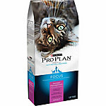 Purina Pro Plan Focus Adult Hairball Management Chicken and Rice Formula Cat Food, 16 lb. Bag