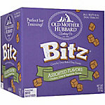 Old Mother Hubbard Bitz Crunchy Oven-Baked Dog Snacks, Assorted Flavors, 20 lb.