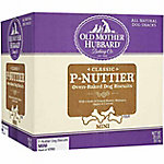 Old Mother Hubbard Classic P-Nuttier Oven-Baked Dog Biscuits, Mini, 20 lb.