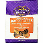 Old Mother Hubbard Classic Bac'N'Cheez Oven-Baked Dog Biscuits, Large, 3 lb. 5 oz.
