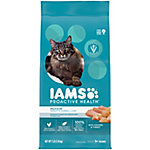 Iams Proactive Health Indoor Weight and Hairball Care Dry Cat Food, 7 lb. Bag