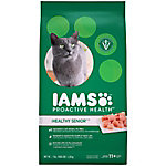 Iams Proactive Health Healthy Senior Dry Cat Food, 7 lb. Bag