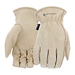 West Chester Protective Gear Men's Water Resistant Cowhide Leather Driver