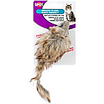 Ethical Pet Shaggy Giant Mouse with Rattle Catnip