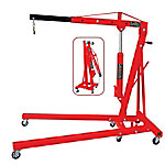 Big Red 2 Ton Engine Hoist