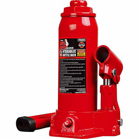 Big Red 4 Ton Bottle Jack