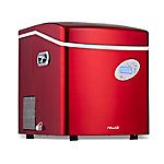 NewAir 50 lb. Portable Ice Maker, Red