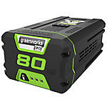 Greenworks 80V 2.0AH Lithium Ion Battery