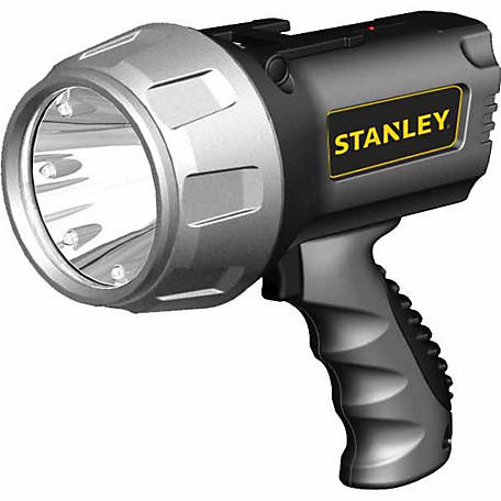 Stanley Lithium-Ion Rechargeable Spotlight, 900 Lumen, SL5HS