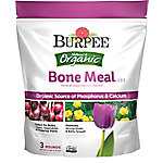 Burpee Natural and Organic Bone Meal Plant Food, BP3BO