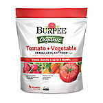 Burpee Natural and Organic Tomato and Vegetable Plant Food, BP4TV