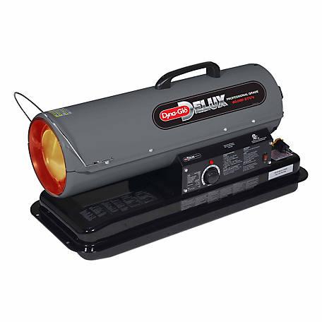 Dyna Glo Delux Kfa80dgd 80k Btu Kerosene Forced Air Heater