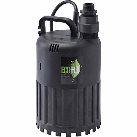ECO-FLO SUP56 Submersible Utility Pump